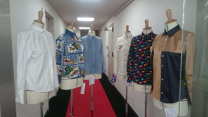 KYOTO/1F shirts