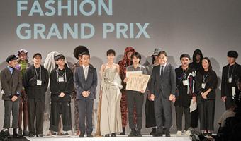 Nana Tamura is the Grand Prix Winner