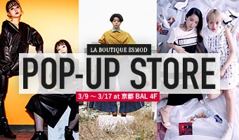 Pop Up Store at KYOTO BAL